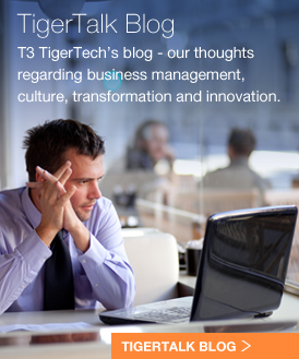 Tigertalk Blog